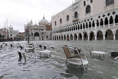 Potopa světa může být blesková
